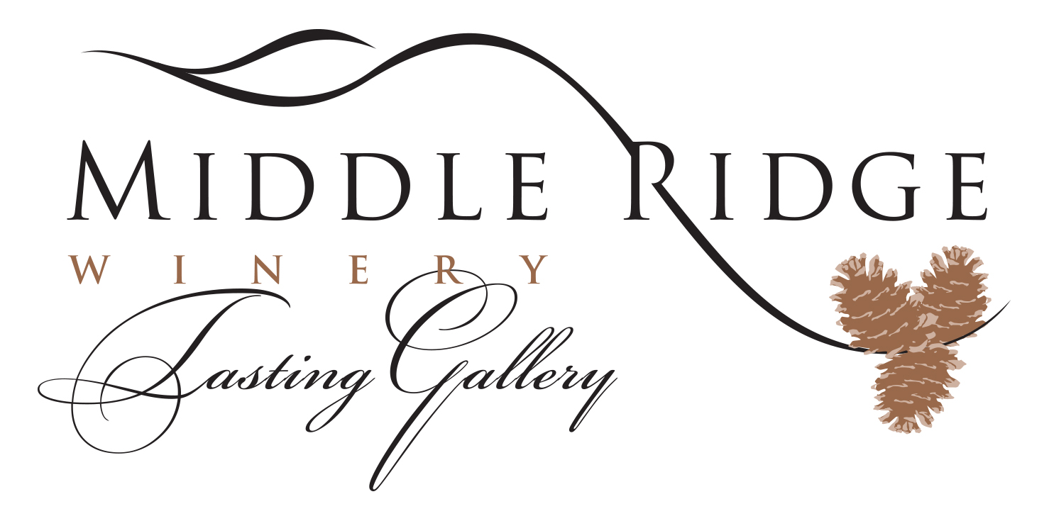 CHAIRS for CHARITY Exhibit @ Middle Ridge Winery Tasting Gallery